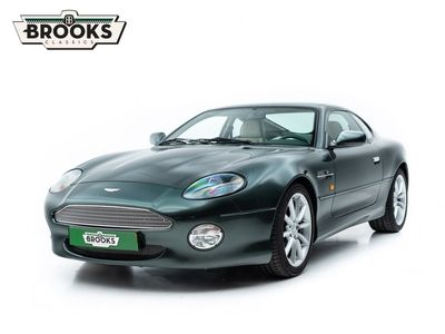 tweedehands Aston Martin DB7 5.9 VANTAGE COUPE MANUAL