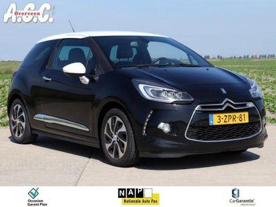 tweedehands Citroën DS3 1.2 AUTOMAAT Xenon Leer Navigatie ECC PDC