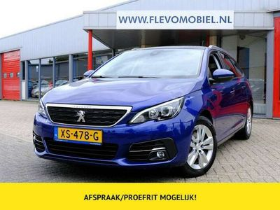 tweedehands Peugeot 308 SW 1.5 BlueHDi Blue Lease Executive
