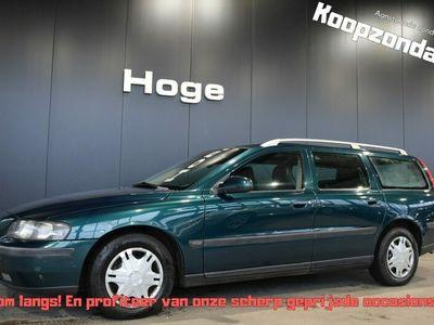 tweedehands Volvo V70 2.4 Comfort Line LPG G3 Automaat Airco All in Prijs Inruil Mogelijk!