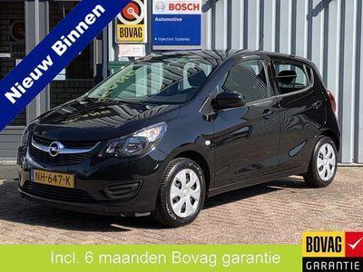 tweedehands Opel Karl 1.0 ecoFLEX Edition Eerste eigenaar | Incl 6 Maand Bovag Garantie