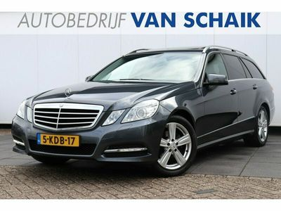 tweedehands Mercedes 220 E-KLASSE EstateCDI Premium Edition | NAVI | HARMAN KARDON | SCHUIFDAK | LEDER | CAMERA | XENON |