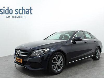 tweedehands Mercedes C180 CDI Lease Edition (euro 6)