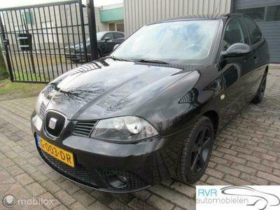 tweedehands Seat Ibiza 1.4-16V AUTOMAAT / CLIMA / CRUISE
