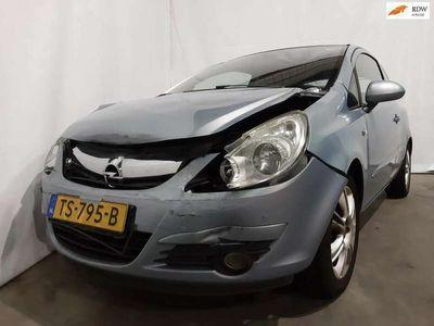 tweedehands Opel Corsa 1.0-12V Essentia Airco Export Schade