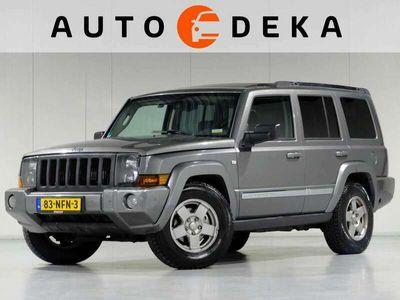 tweedehands Jeep Commander 4.7 V8 Limited 7 PERS. LPG-G3 *Leder*Schuifdak*Tre