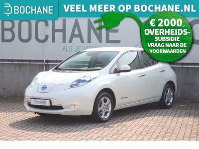 "tweedehands Nissan Leaf Base 24 kWh NAVI, Stoelverw, Bluetooth, 16"" LM, Co"
