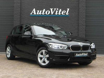 tweedehands BMW 118 118 i Leder, Navi, Comfort Access, LED, Park Assist