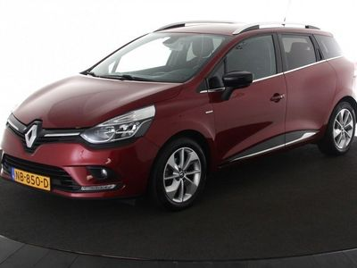 tweedehands Renault Clio Estate 1.2 TCe Limited 120PK