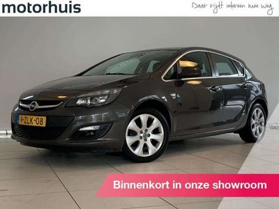 tweedehands Opel Astra 1.4 BLITZ 100PK NAVI PDC NAP