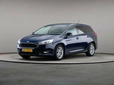 tweedehands Ford Focus 1.5 TDCi Lease Edition Wagon, Navigatie