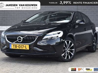 tweedehands Volvo V40 1.5 T3 152PK Geartronic Dynamic Edition / Led / Le