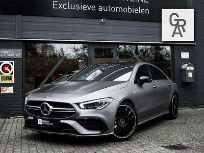 tweedehands Mercedes CLA35 AMG 4MATIC Premium Plus
