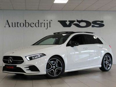 tweedehands Mercedes A250 AMG-Line | Panodak | Keyless | Night pakket | Camera