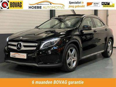 tweedehands Mercedes GLA200 Prestige AMG PAKKET / LEDER / PANORAMA DAK / XENON