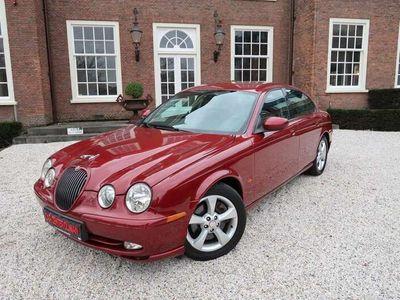 tweedehands Jaguar S-Type 2.5 V6 Sport Youngtimer Leer Navi Clima PDC
