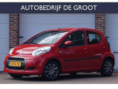 tweedehands Citroën C1 1.0-12V 5-deurs Séduction Stuurbekrachtiging, Radio/CD/USB/AUX, Eletrk.pakket