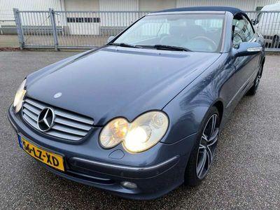 tweedehands Mercedes CLK320 youngtimer