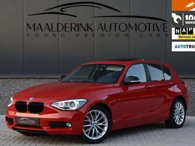 tweedehands BMW 118 118 i 170pk Sport Automaat, xenon, navi,