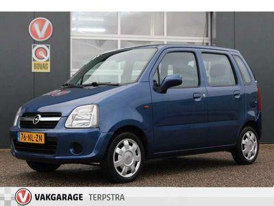 tweedehands Opel Agila 1.2-16V Enjoy