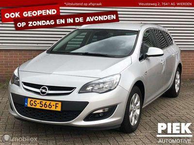 tweedehands Opel Astra Sports Tourer 1.6 CDTi Edition TOPSTAAT BTW AUTO