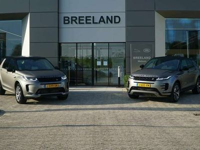 tweedehands Land Rover Discovery Sport P200 2.0 Automaat Launch Edition