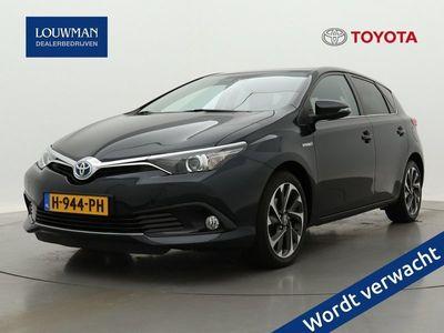 tweedehands Toyota Auris 1.8 Hybrid Dynamic Limited | Navigatie | 17' Velgen |