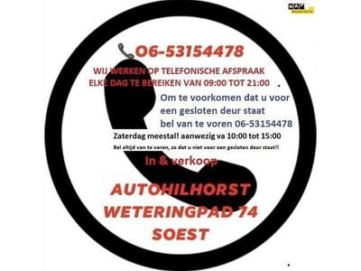 tweedehands Opel Agila IN & VERKOOP AUTO'S ! ( ook auto's zonder apk gevraagd )