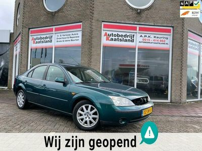 tweedehands Ford Mondeo 1.8-16V First Edition INRUILKOOPJE