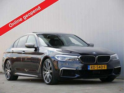tweedehands BMW M550 550 d 400pk x-Drive High Executive AUTOMAAT VAN: