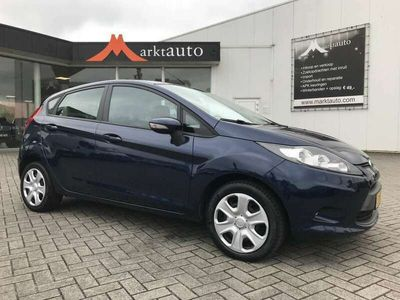 tweedehands Ford Fiesta 1.25 Limited 5-Deurs Airco Radio/Aux Έlectric ramen Ni
