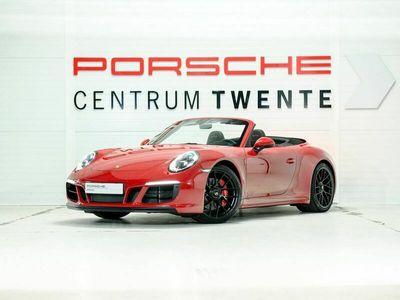 tweedehands Porsche 911 Carrera 4 Cabriolet GTS