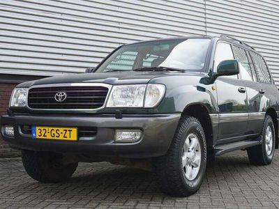 tweedehands Toyota Land Cruiser V8 100 4.7i V8 Executive 2E Eig.Nederlandse auto.D