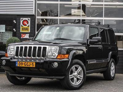 tweedehands Jeep Commander 3.7 V6 Limited 7Persoons LPG-G3