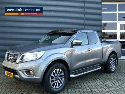 tweedehands Nissan King NAVARA 2.3 dCi TeknaCab | Navigatie | CruiseControl | Trekhaak | Sidebars | Laadbakklep | Bluetooth |