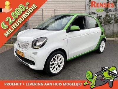 tweedehands Smart ForFour Έlectric drive passion 12880 > 10.880 na subsidie