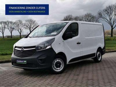 tweedehands Opel Vivaro 1.6 cdti airco