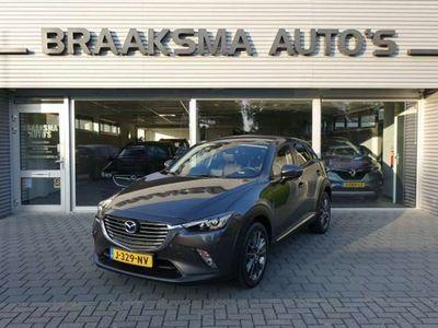 tweedehands Mazda CX-3 SKYACTIV-G 2.0 120PK GT-M LINE AUTOMAAT VOL OPTIE'
