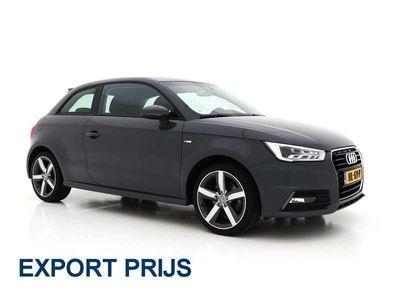 tweedehands Audi A1 1.4 TFSI Sport S-LINE Aut. *NAVI-PROF+XENON+1/2LED