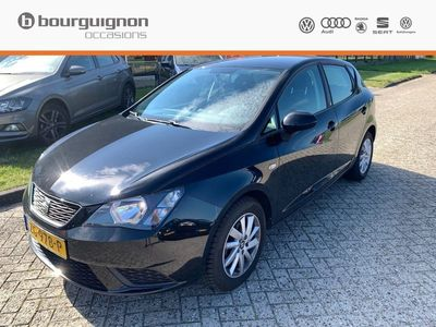 tweedehands Seat Ibiza 1.0 MPI Reference Airco, Sound System, Parkeersens. achter, Bluetooth