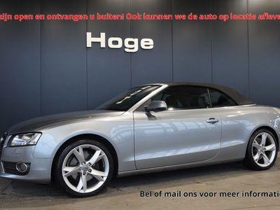 tweedehands Audi A5 Cabriolet 3.2 FSI Pro Line Automaat Navigatie Xenon Rijklaarprijs Inruil Mogelijk!