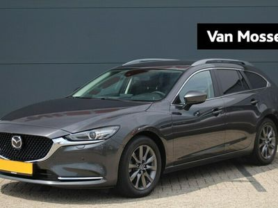 tweedehands Mazda 6 Sportbreak 2.0 SkyActiv-G 165 Comfort | Camera | Led | Keyless | Stoelverwarming | Trekhaak