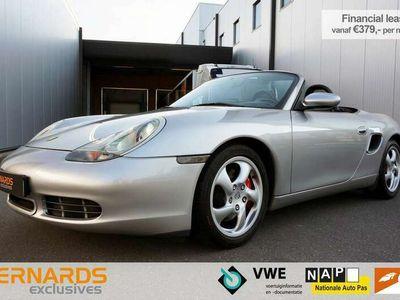 tweedehands Porsche Boxster S *Sportuitlaat *HiFi Pakket *PSM 3.2