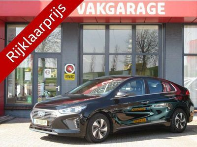 tweedehands Hyundai Ioniq 1.6 GDi Premium | CLIMA-AIRCO | ADAPTIVE-CRUISE CO
