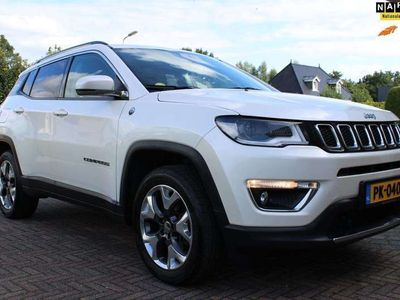 tweedehands Jeep Compass 2.0 MultiJet Opening Edition 4x4 | Led | Automaat