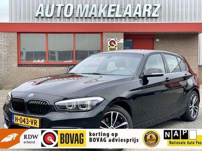tweedehands BMW 118 118 i Sport Line Shadow Executive 12 mnd Garantie