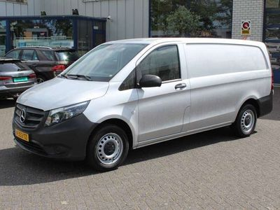 tweedehands Mercedes Vito 114 CDI L2 Lang Airco, Cruise control, Achterdeure