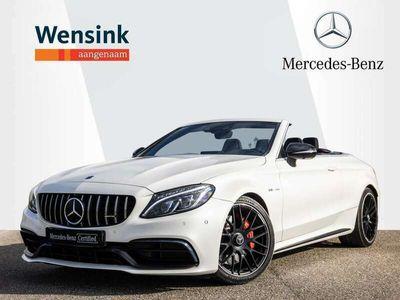 tweedehands Mercedes C63 AMG AMG Cabriolet Edition 1 | Head-up Display | AMG Sports
