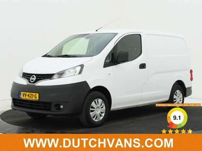 tweedehands Nissan NV200 1.5 DCi Business (2016) | Airco | Cruise | Navigat