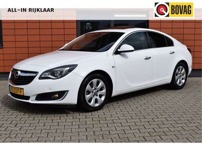 tweedehands Opel Insignia 1.6 CDTI Business Executive Leder/Schuifdak/Camera